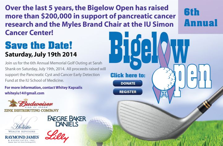 Bigelow Open - The Drive to Beat Pancreatic Cancer